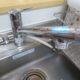 シングルレバー混合水栓 DIY交換